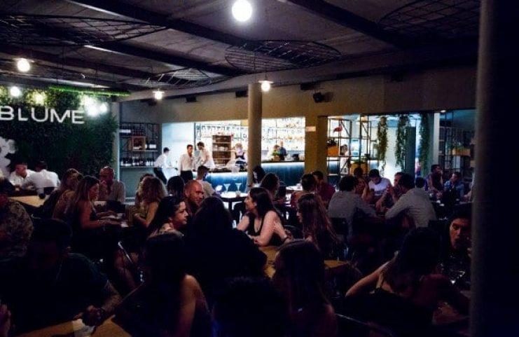Blume Lounge-Roma 3