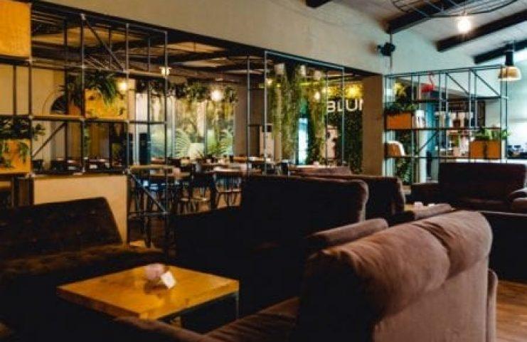 Blume Lounge-Roma 4