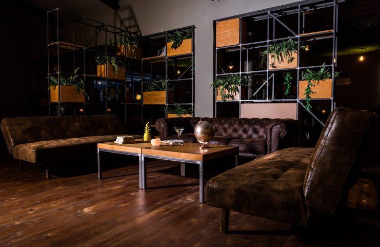 Blume Lounge-Roma 5