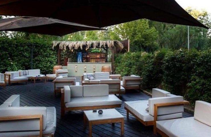 Blume Lounge-Roma 6