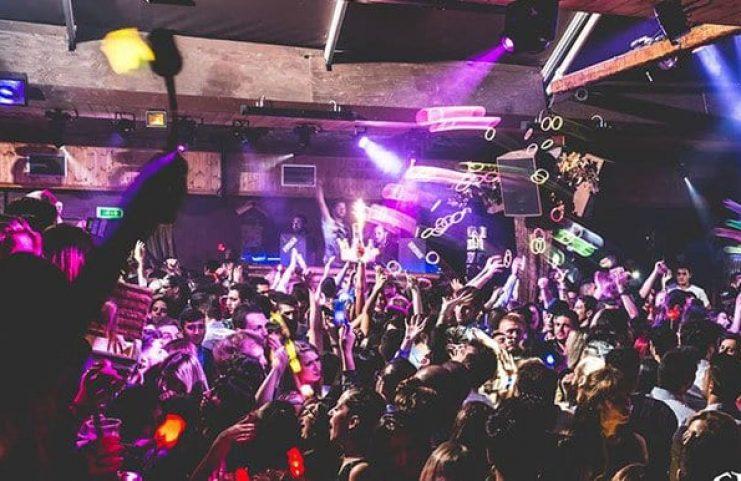 Factory Club - Roma 4