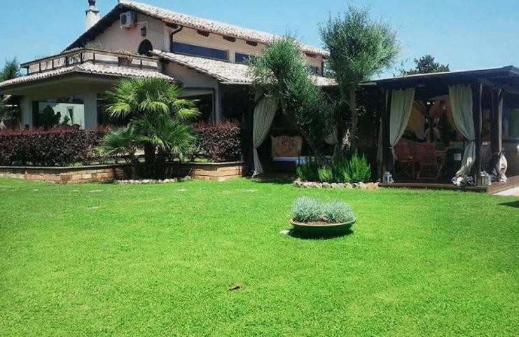 Villa Monnalisa - Roma 2